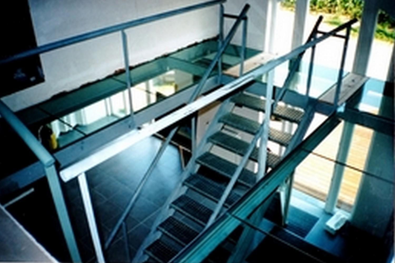 Structure métalique